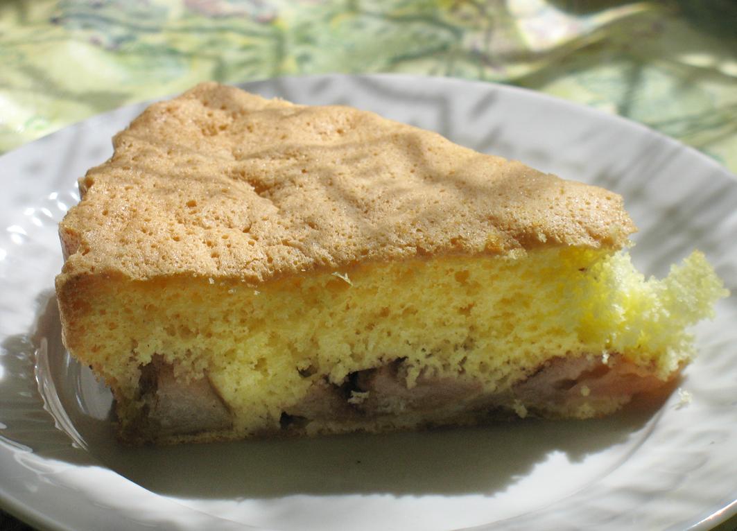 Biskvitnoe тісто 1