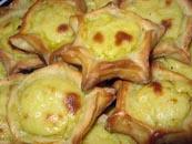 Shangi والجبن مع البطاطس