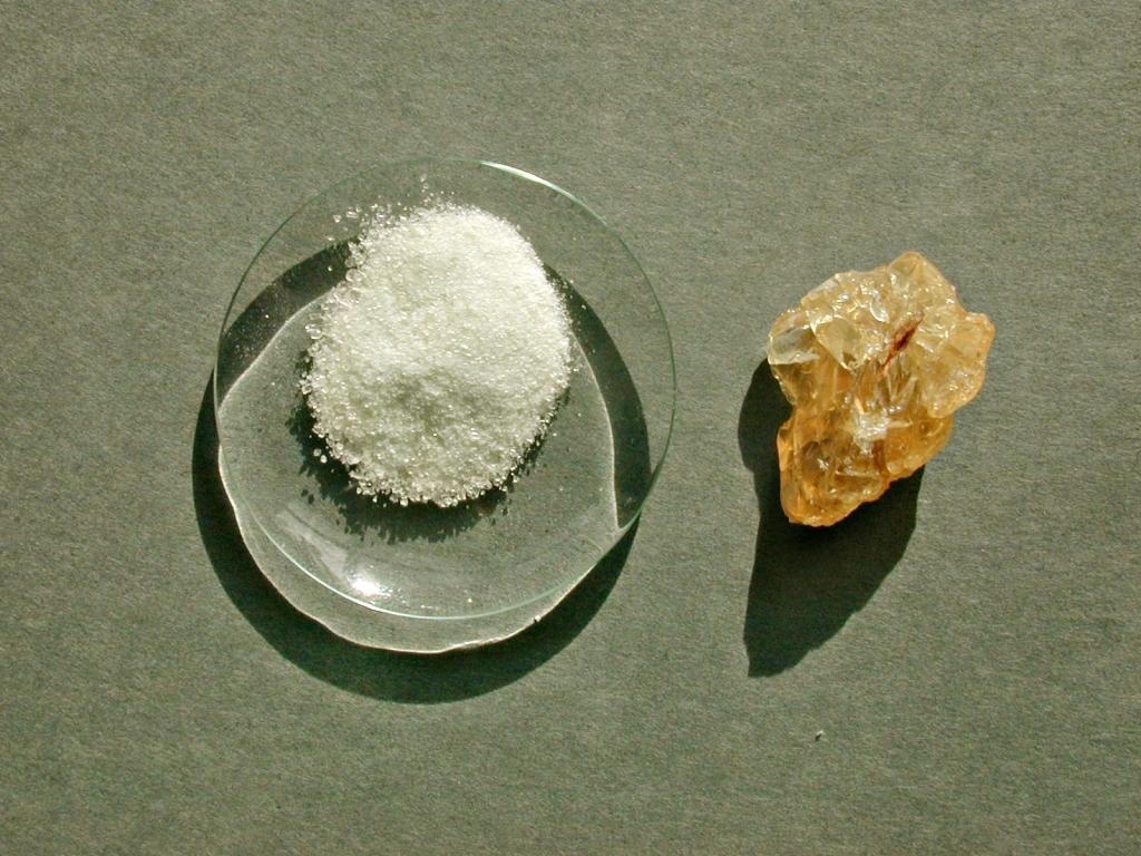 Гуммиарабик – источник здорового питания