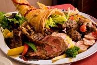 اللحوم متنوعة