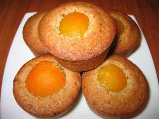 Тартинки з абрикосами
