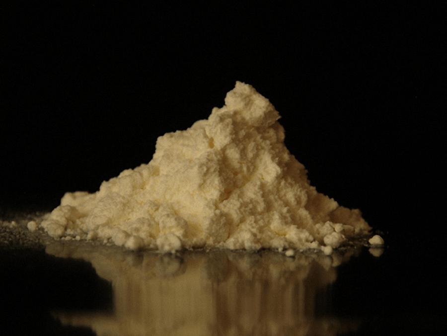 clara de huevo seca