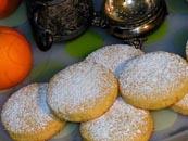 La grasa como un componente de prueba para las galletas