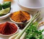 Sabores, especias y hierbas, aceites esenciales