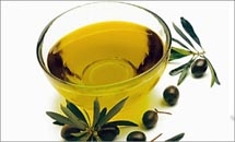Fats and oils - olive oil
