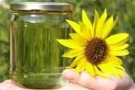 Fats and oils - sunflower oil