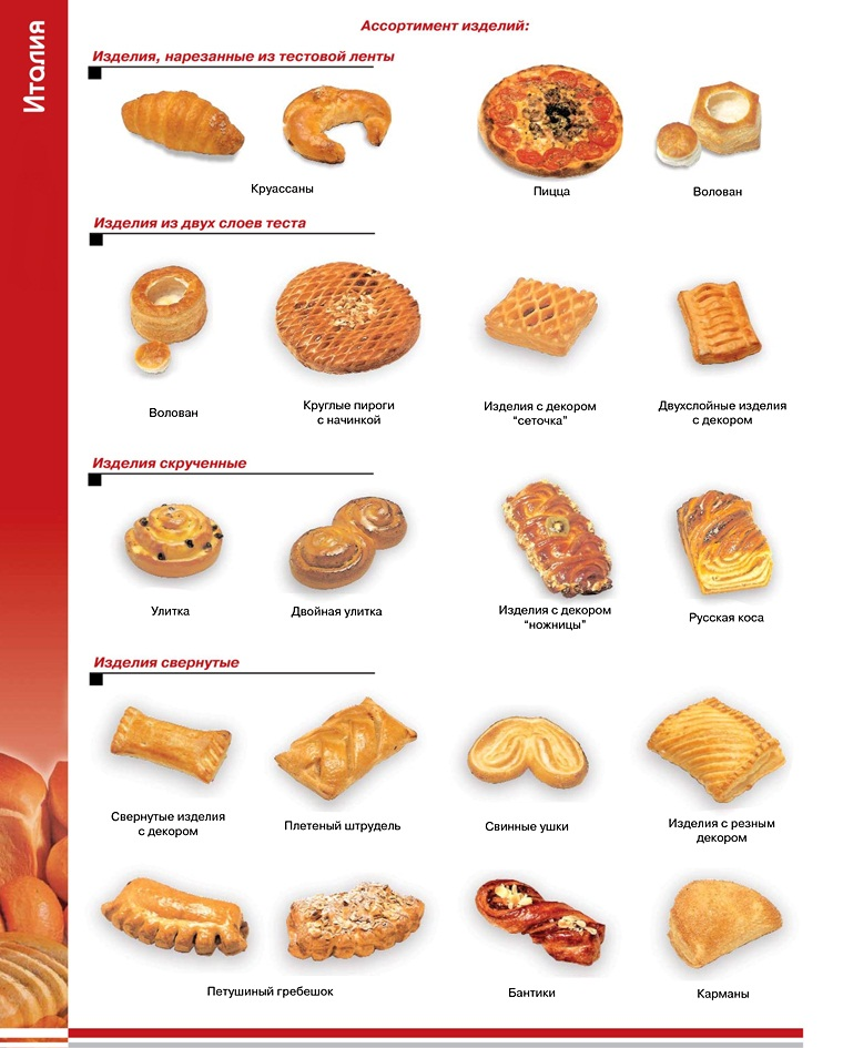 b13a Líneas de producción de pastelería de hojaldre
