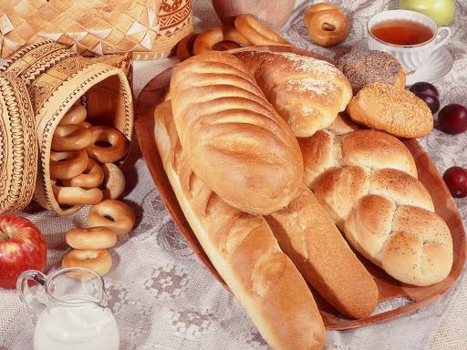 Технологічна схема виготовлення хлібобулочних виробів