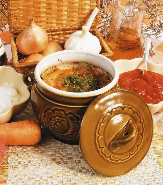 cocina ucraniana