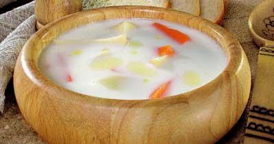 حساء الألبان