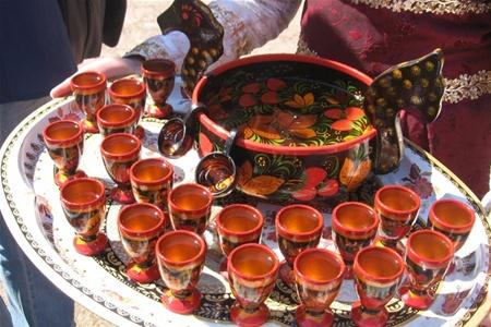 المشروبات الوطنية الأوكرانية (لا لغو)