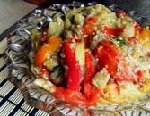 Блюда из баклажанов и перца