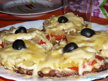 الطماطم (البندورة)، خبز الكعك.