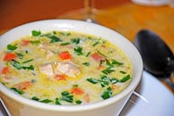 حساء، شوربة السمك - حساء