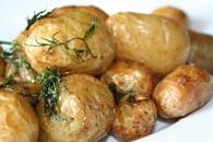 البطاطا Pechennыy