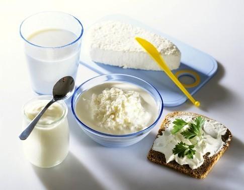 Молочные продукты - Функции молочных продуктов в МКИ