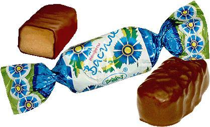 """الحلوى """"فاسيليك"""""""