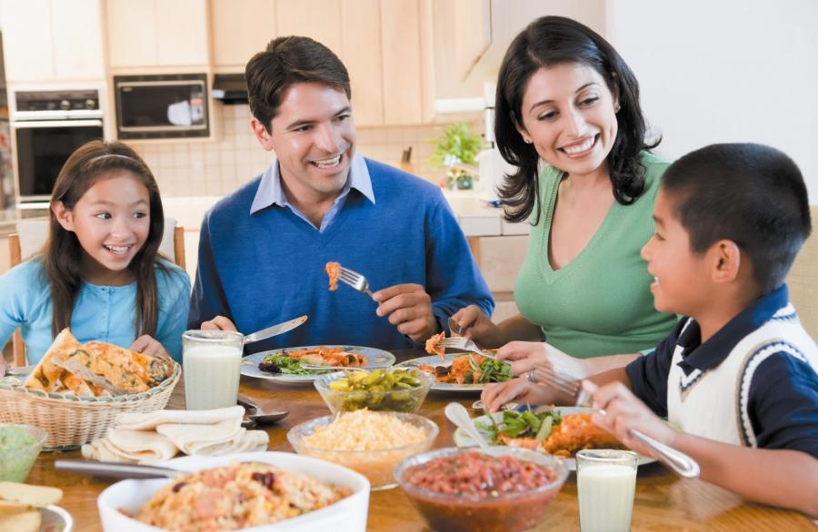 Харчування в сім'ї