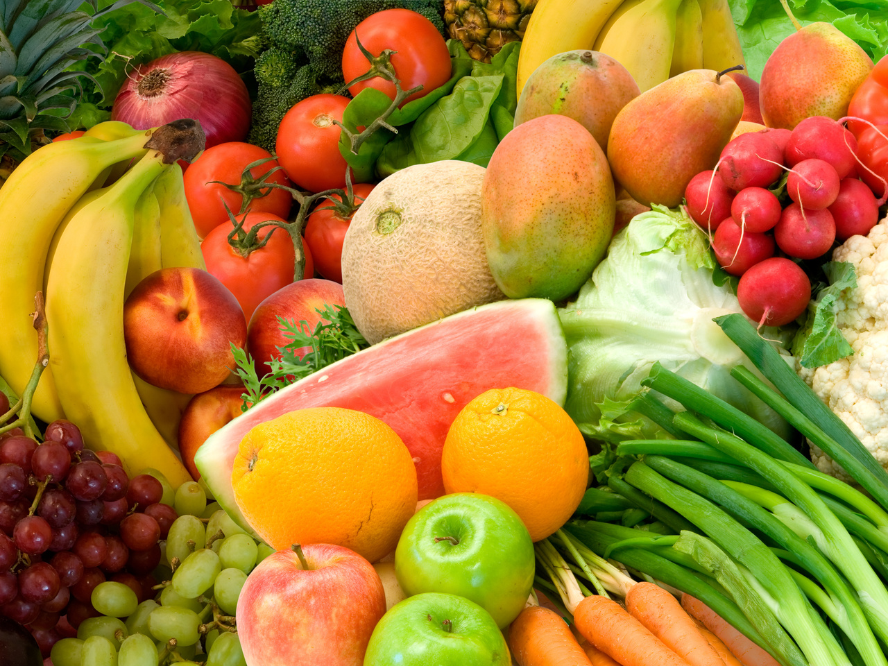The role of vegetables in the diet