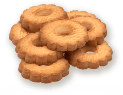 "Recipe - Sand the removable butter biscuits ""Krimulda"""