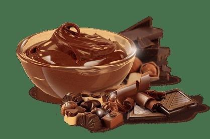Смешивание компонентов шоколадных масс