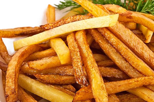 Secretos en la preparación de las patatas.