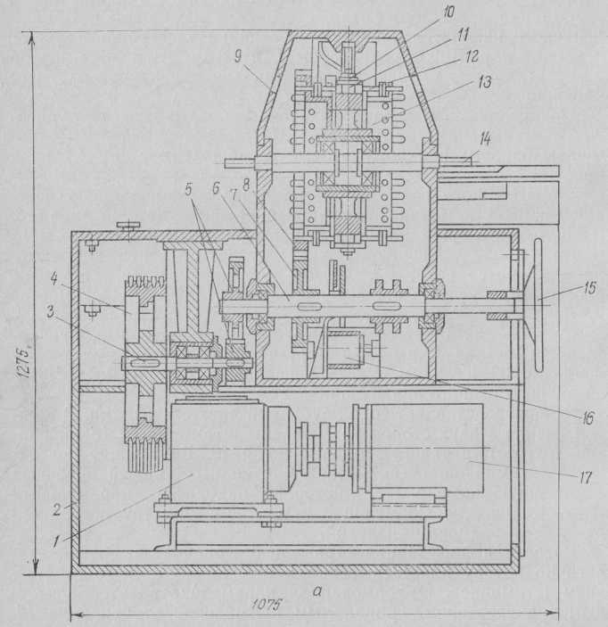 Máquina rotativa karameleformuyuschaya A2-SHFK