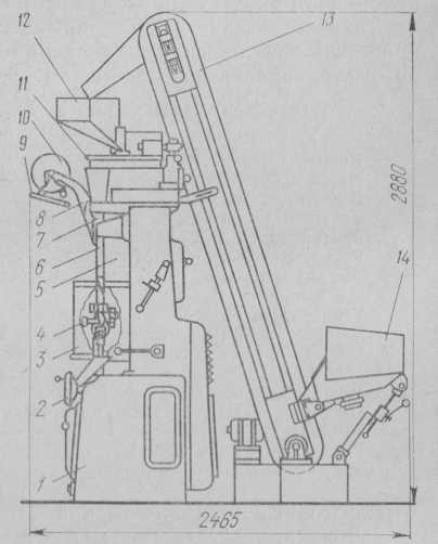 Автомат ДА-2РС для фасування кондитерських виробів в пакети з термосклеівающегося целофану