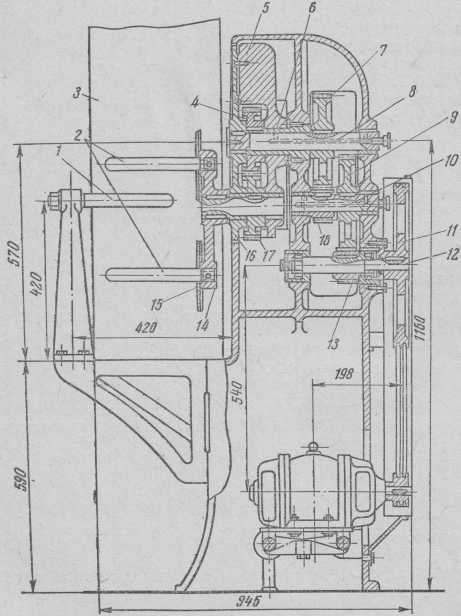 Tyanulnaya मशीन UTM-53 बैच।