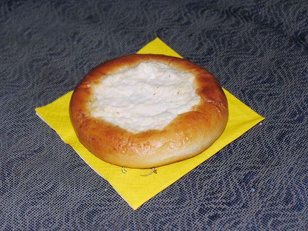 salvado de pastel de queso