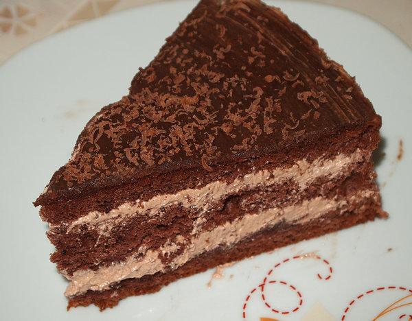 Торт Пражский Витрина