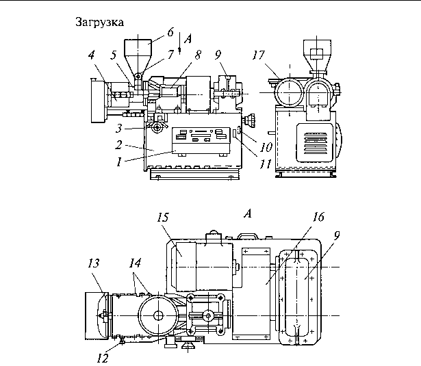Fig. 3.44. Bread crackers extruder