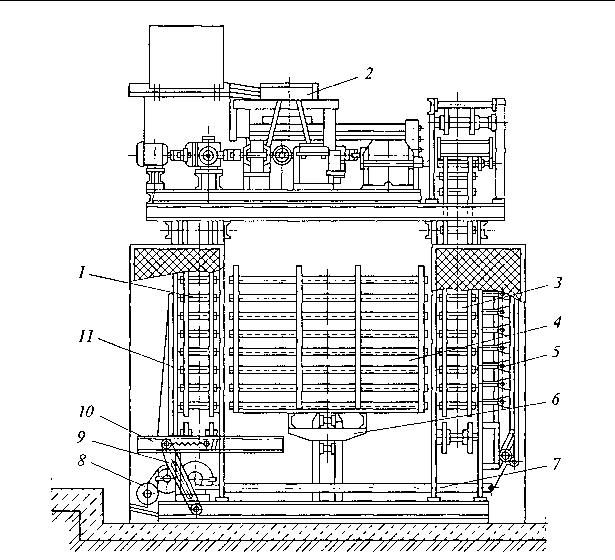 La figura 3.52. Maquina de hornear