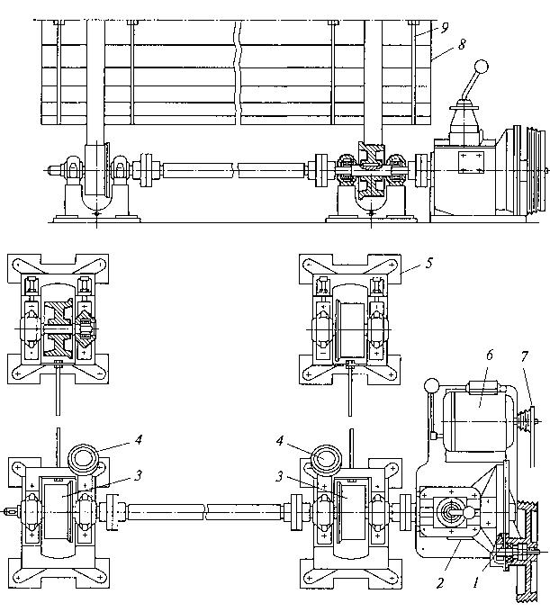 La figura 4.24. Secadora